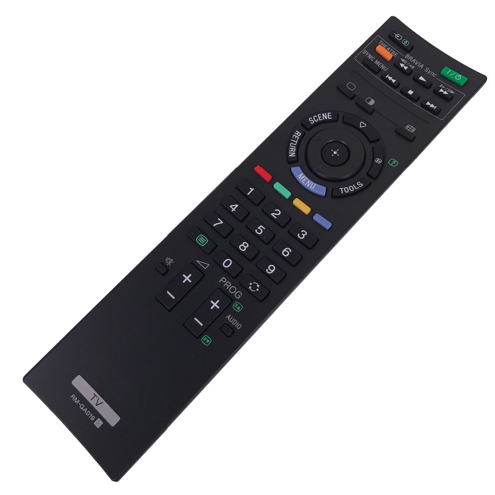 New Original remote control For SONY LCD LED TV RM-GA019 KLV-40BX400 KLV-40BX401 chunghop rm l7 multifunctional learning remote control silver