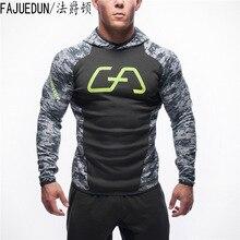 ジム美学新しいフィットネスの男性パーカーブランドの服の男性パーカージッパーカジュアルな筋肉男性のスリム付きジャケット