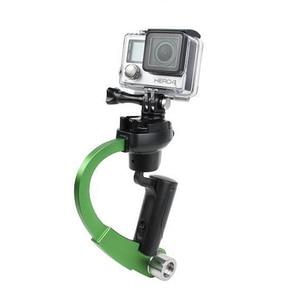 Image 4 - مصغرة حامل تثبيت الكاميرا الفيديو Steadicam Gimbal مناسبة ل GoPro بطل 7 6 5 SJcam SJ4000 Xiaomi يي عمل كاميرا