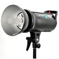 Godox DE400 профессиональная студийная вспышка 400 Вт лампы Глава 220 В