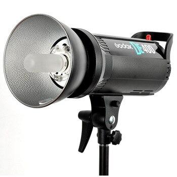Godox DE400 400W Pro фотостудия стробоскопический светильник Лампа головка 220В