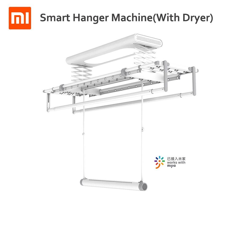 Xiaomi M. BOND Smart Cintre Machine Avec Sèche-M1X Pro Charge capacité 30 kg Travail Avec Mijia APP Avec Diffusion tige Pour La Maison Intelligente