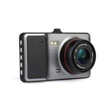 2016 New Dual Lens Car DVR 4.0 inch Full HD 1080P Video Recorder Super Night Vision Dash Cam Vehicle Black Box
