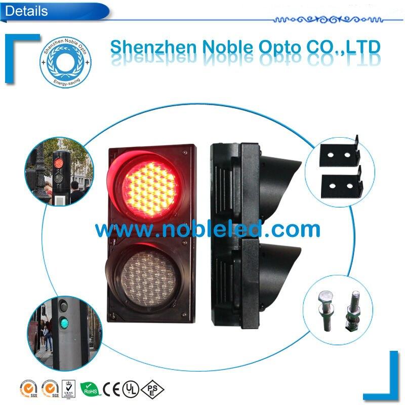 100mm small led traffic signal light