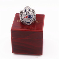 US Size 7 To 15 Fast Shipping Patriot Champion Ring BRADY High Quality Ring And Ring