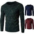 2016 de comércio exterior Outono e Inverno dos homens camisola camisolas outono e inverno quente grossa Camisola de tricô Y261