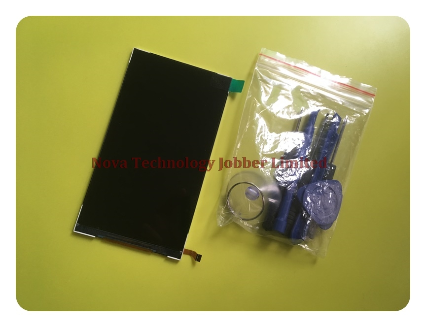 Wyieno Pour BQ 5057 Grève 2 BQ5057 LCD Écran Pièces De Rechange PAS Capteur Panneau; Avec Numéro De Suivi