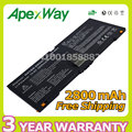 Apexway 2800mAh 14.8V 4 cells Laptop Battery for HP ProBook 5330m 635146-001 FN04 HSTNN-DB0H QK648AA