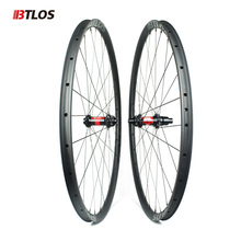 super light rim weight 280g 29er mtb carbon disc wheels with DT SWISS 240s hub and spaim CX-ray spoke carbon wheelset - WM-i22-9 elite dt swiss 240 series mtb wheelset 40mm width 32mm depth carbon fiber rim for 29er am dh enduro mountain bike wheel