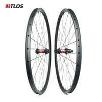 super light rim weight 280g 29er mtb carbon disc wheels with DT SWISS 240s hub and spaim CX ray spoke carbon wheelset WM i22 9
