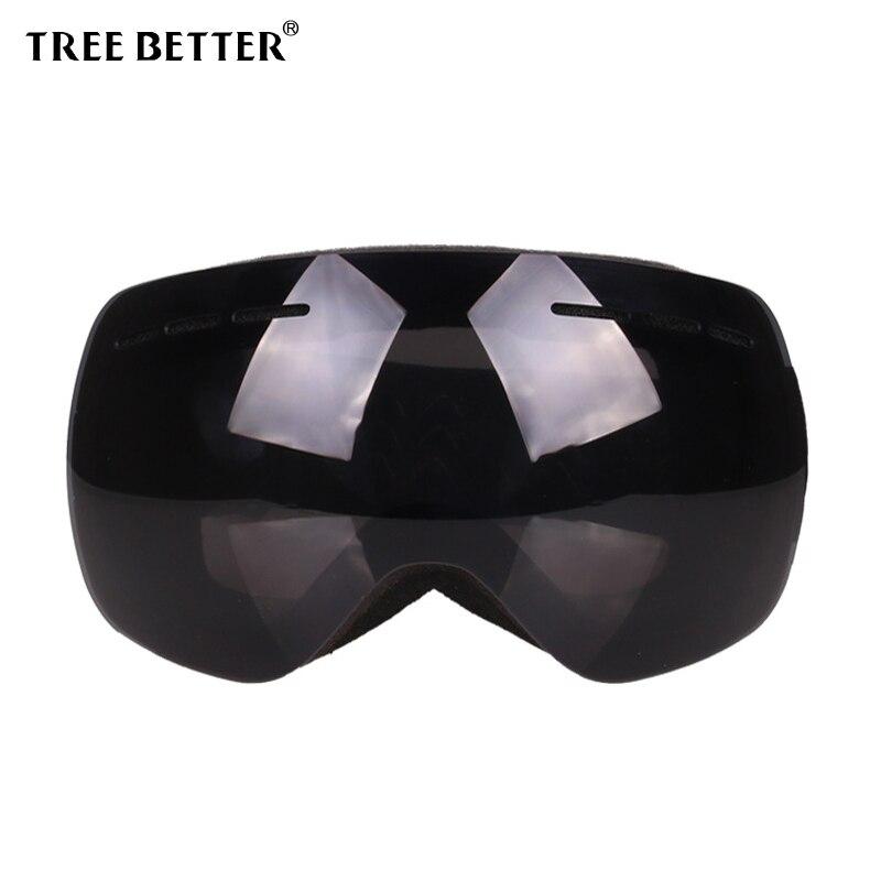 216c1bc88f02 Snowboard font b Sports b font Ski Goggles Polarized Double Anti fog UV400  Professional Ski Glasses