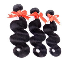 ETEREAUTY 3 Bundles Brazilian Body Wave Hair Unprocessed Natural Weave Human Hair(China)