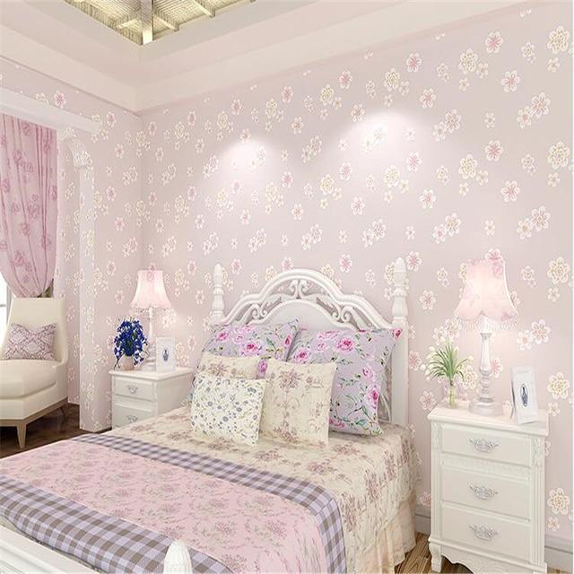 Schlafzimmer Inspiration Dachschräge gispatcher - tapete schlafzimmer romantisch