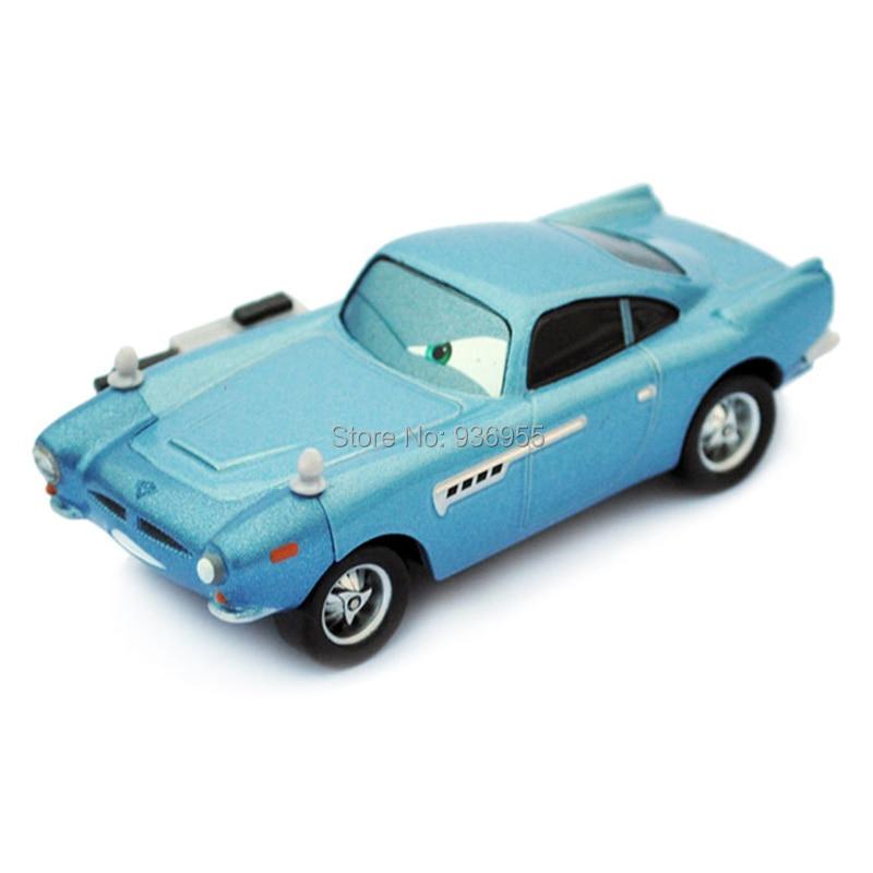 Finn Mcmissile Cars 2: Free Shipping Pixar Cars 2 Diecast FINN McMISSILE Metal