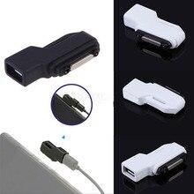 Мини микро USB зарядное устройство адаптер для зарядки для sony Xperia Z1 Z2 Z3 Высокая Производительность микро USB для магнитного зарядного устройства