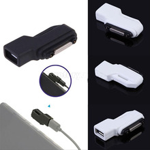 Mini Micro USB To  Charger Charging Adapter For Sony Xperia Z1 Z2 Z3 High Performance Micro USB To Magnetic Magnet Charger
