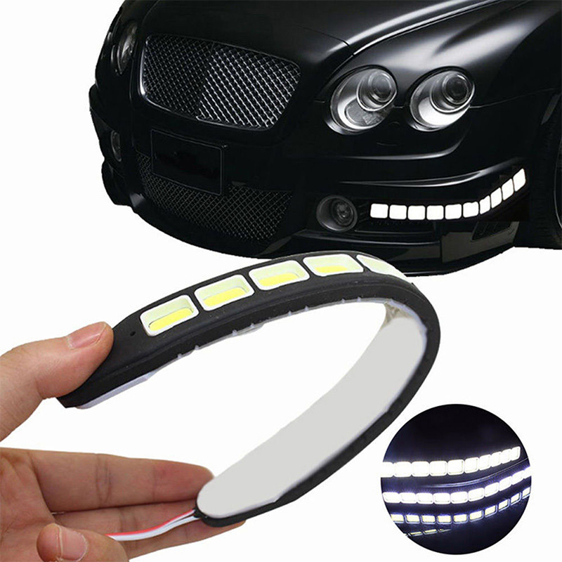 Hot Sale Allcob Manufacture 140x50mm Led Cob Strip Car Light Source 12v Dc 20w Dimmable With Remote Controller For Car Diy Lamp Excellent Quality Lights & Lighting