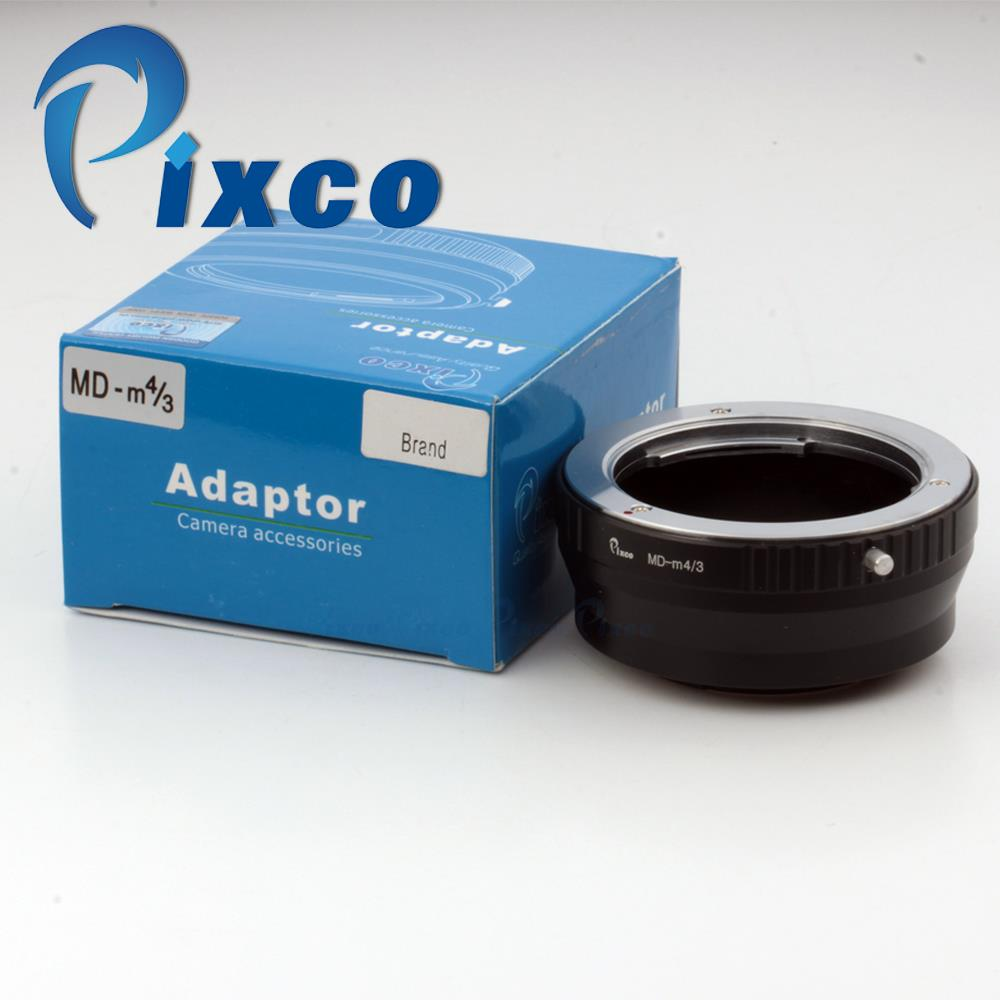 Pixco Lens Adapter Suit For Minolta MD MC mount lens to micro4/3 m43 GH3 G5 GF5 GX1 GF3 G3 GH2 G2 G1 GF1 E-PL5 E-PM2 E-P3 Camera