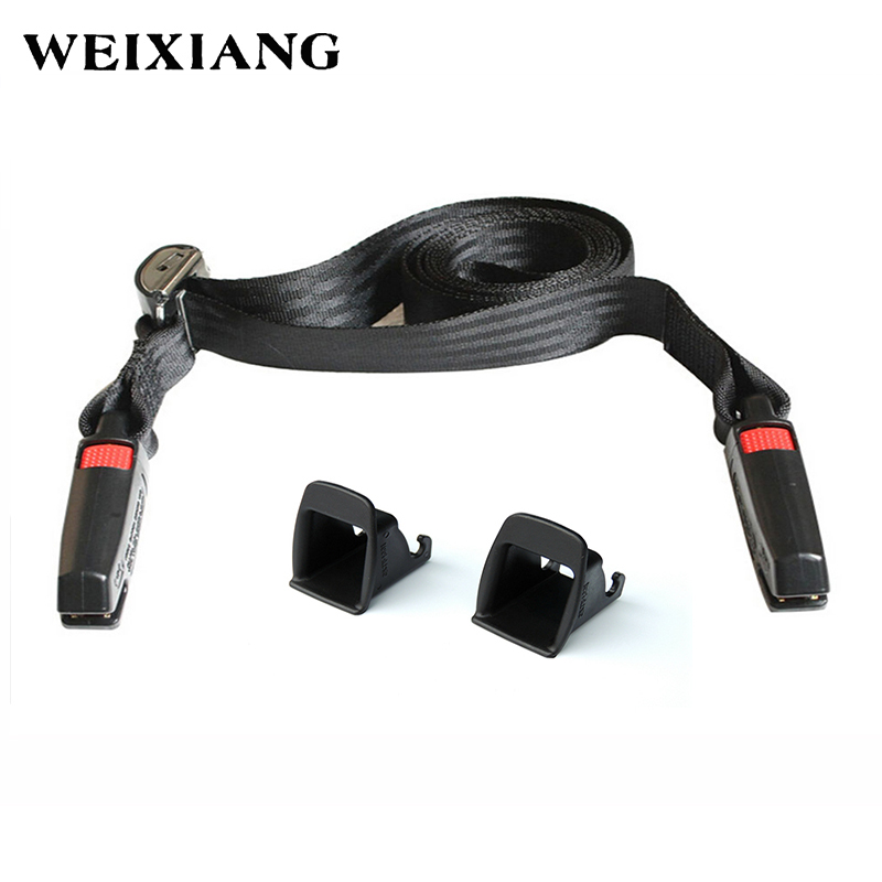 ISOFIX LATCH Belt Connector Interface Connection For Baby Car Safety Seat Child Seats ISOFIX Car Seat все цены