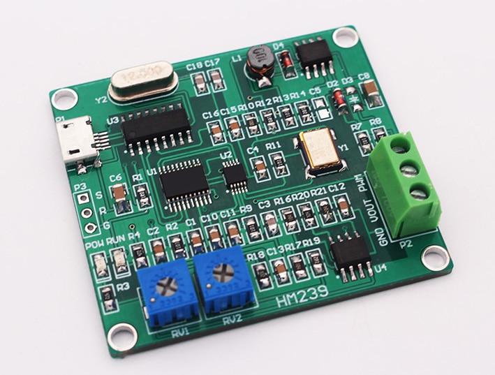 USB DDS Signal Generator Function Generator 1~5MHz PWM Pulse Generator 0~10KUSB DDS Signal Generator Function Generator 1~5MHz PWM Pulse Generator 0~10K