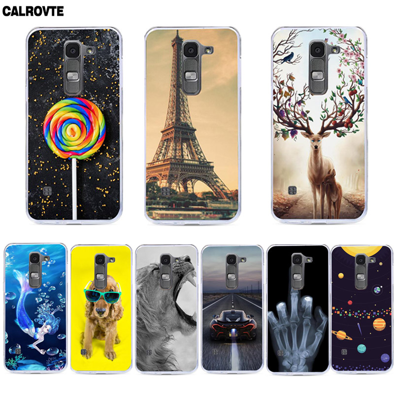 Cover For LG Spirit Case Silicone Cover Case For LG Spirit 4G LTE H440N H420 4.7\