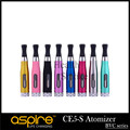 2014 HOT Selling Aspire CE5-s EOS Electronic Cigarette BDC BVC eGo 1.8ohm Atomizer Aspire Clearomizer CE5-S BDC Tank