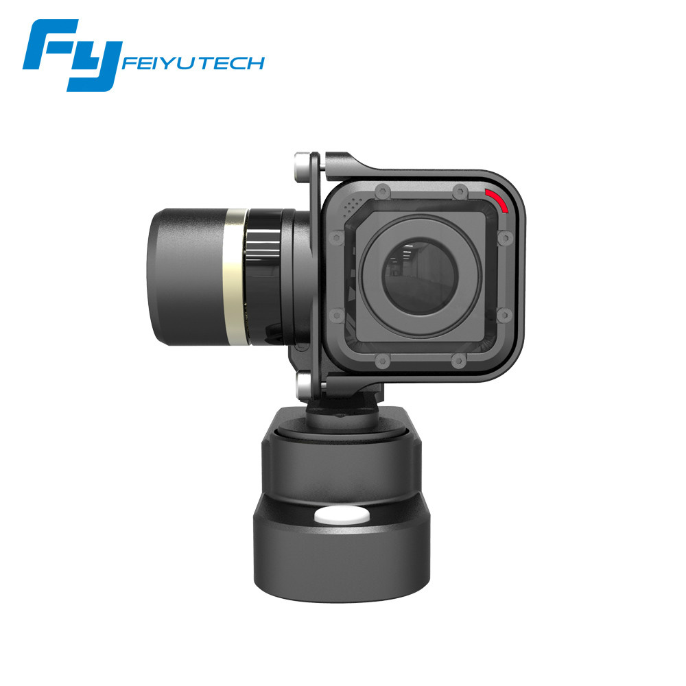 Feiyu Tech WGS 3 Axis Wearable font b Gimbal b font for GoPro 4 Session Camera