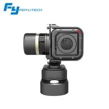 Feiyu tecnologia wgs 3-axis gimbal para gopro 4 session câmera wearable