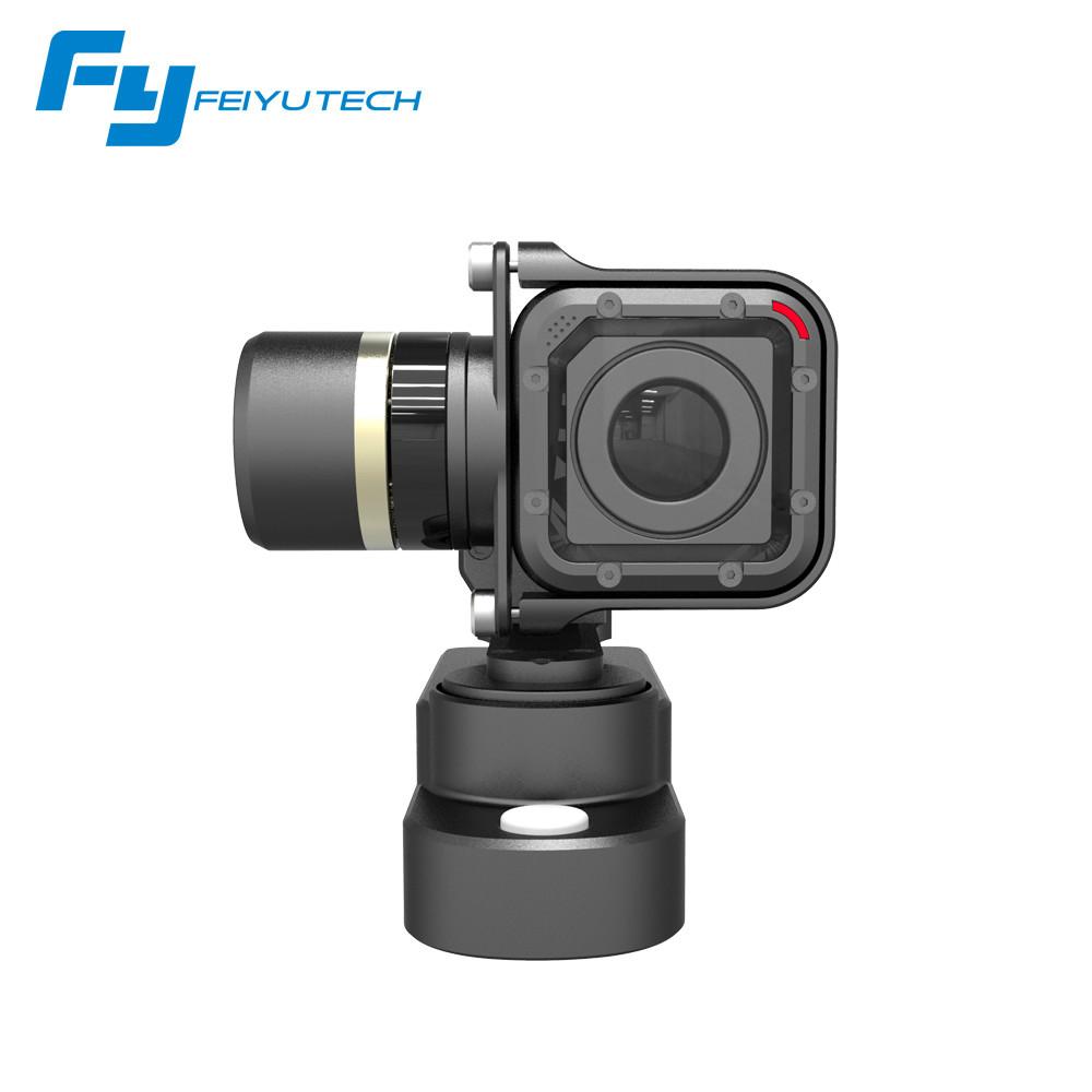 Prix pour Feiyu tech fy wgs 3-axis portable cardan pour gopro 4 session caméra/gopro 5 session russe entrepôt est disponible