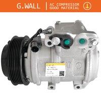 Brand New compressor FOR KIA GRAND CARNIVAL AIR CONDITIONER COMPRESSOR PUMP WITH CLUTCH 977014D600