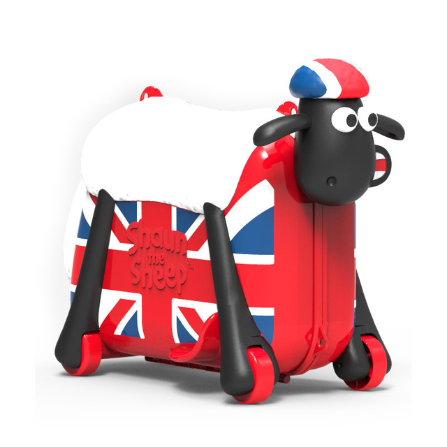 Aliexpress.com : Buy Cute Shaun the Sheep Shape Kids Ride on ...