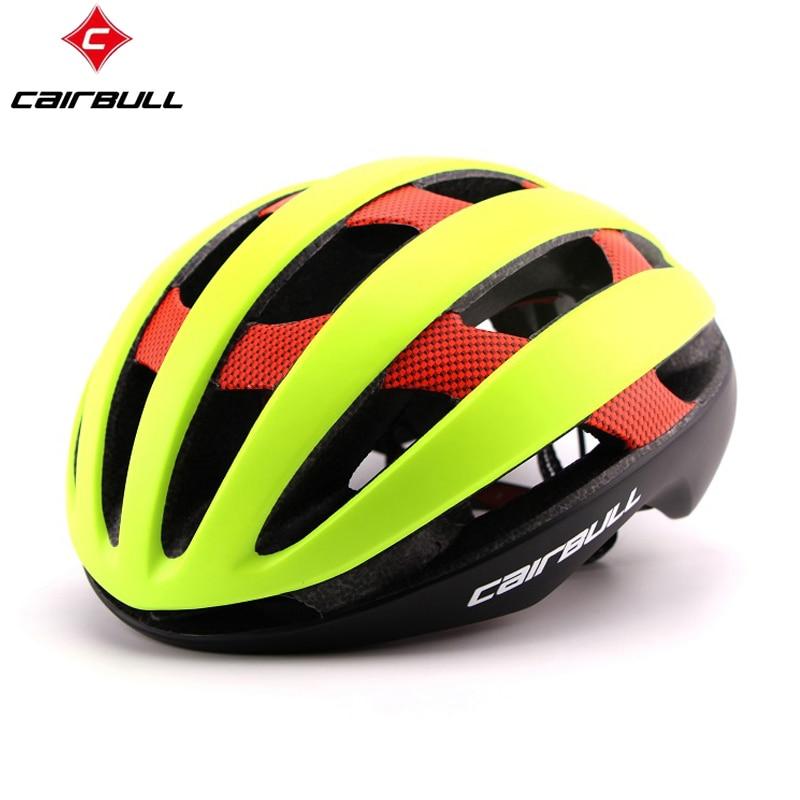 Цена за CAIRBULL AIRCOMB Велосипедные Шлемы Мужчины Женщины Сверхлегкий Дышащий Горная Дорога Велосипед Шлем Встроенный Киль Велоспорт Защитный Колпачок
