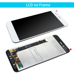 Image 3 - for Xiaomi Mi A1 LCD Display Touch Screen Digitizer Assembly with Frame for Xiaomi Mi 5X display replacement Repair Spare Parts