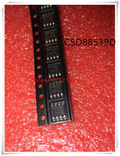 NEW 10PCS/LOT CSD88539N 88539N CSD88539 CSD88539ND SOP-8 IC