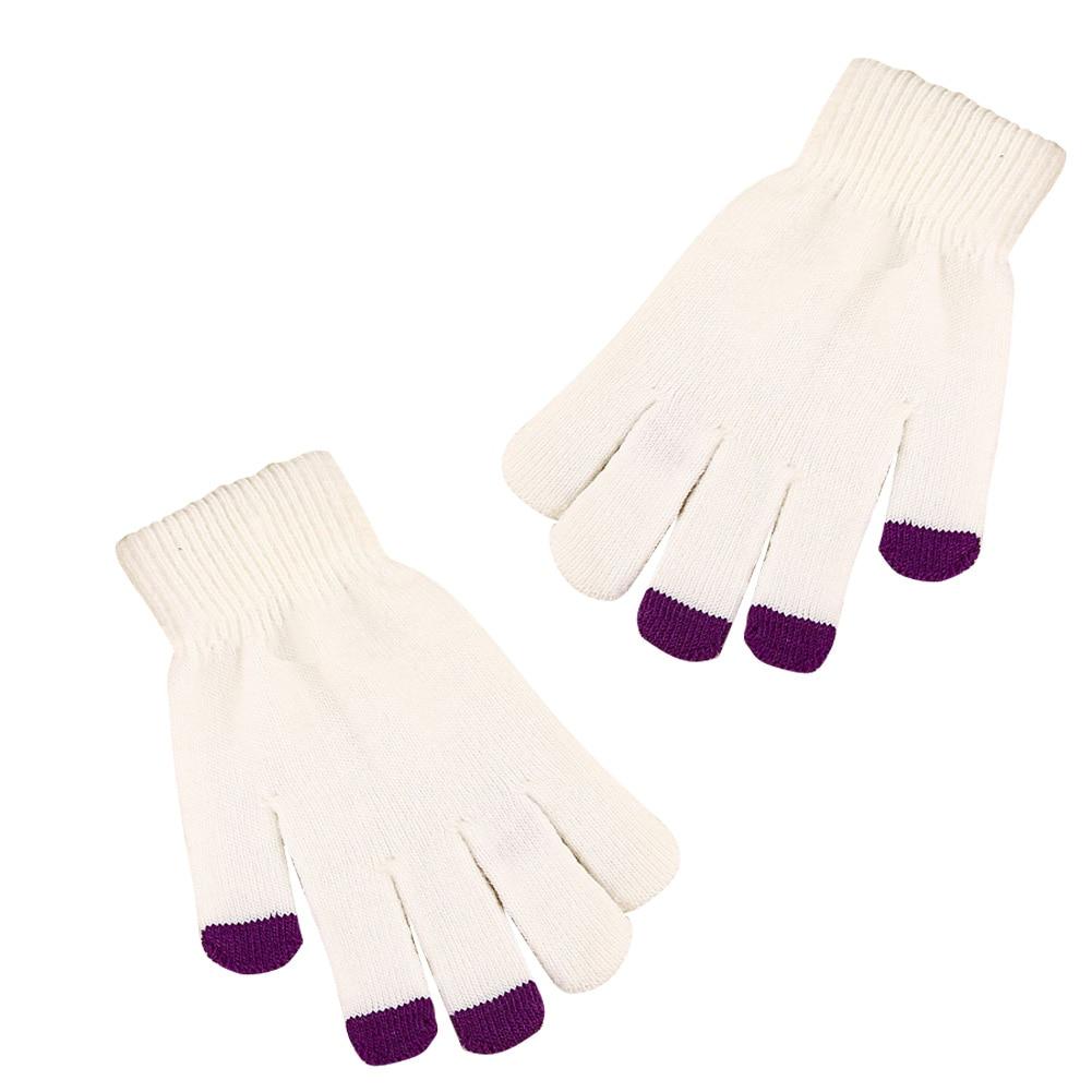 Soft Winter Men Women Touch Screen Gloves Texting Cap acitive Smartphone
