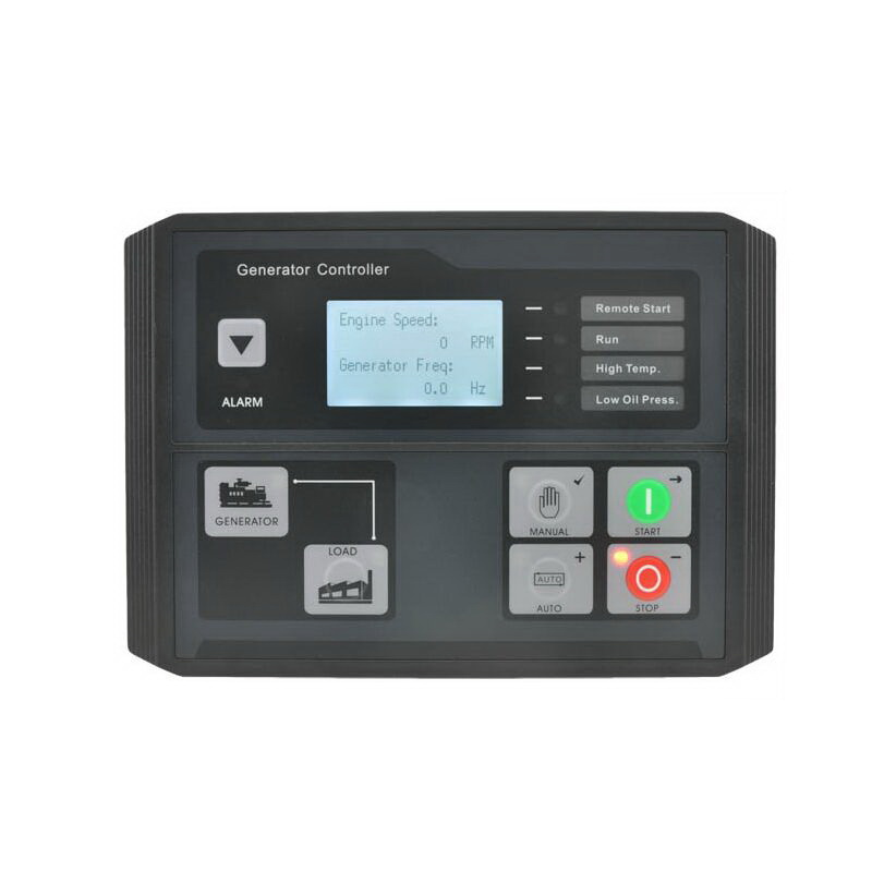 все цены на Genset Controller DC40D DC42D MK3 Generator Controller for Diese Gasoline Gas Genset Start Stop Parameters Monitoring онлайн