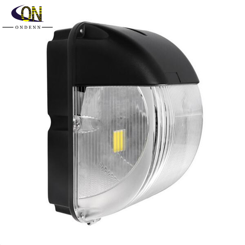 30w led wall pack light equal to 80w hpsmh light daylight white