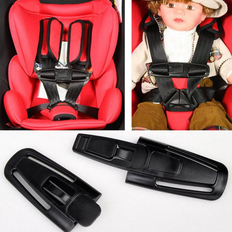 Car Styling Safe Lock Car Child Clip Buckle Latch Baby Safety Seat