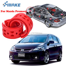 smRKE For Mazda Premacy High-quality Front /Rear Car Auto Shock Absorber Spring Bumper Power Cushion Buffer недорого