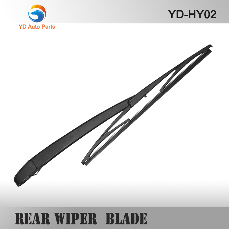 YD dedicated rear wiper blade and arm set brand for HYUNDAI VERACRUZ, 14 HYUNDAI VERACRUZ rear wiper blade from 2006