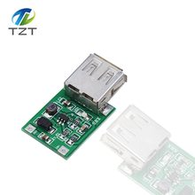 1PCS 0.9V ~ 5V a 5V caricabatterie USB Output intensificare Power Module Mini DC-DC 600MA boost Converter(China)