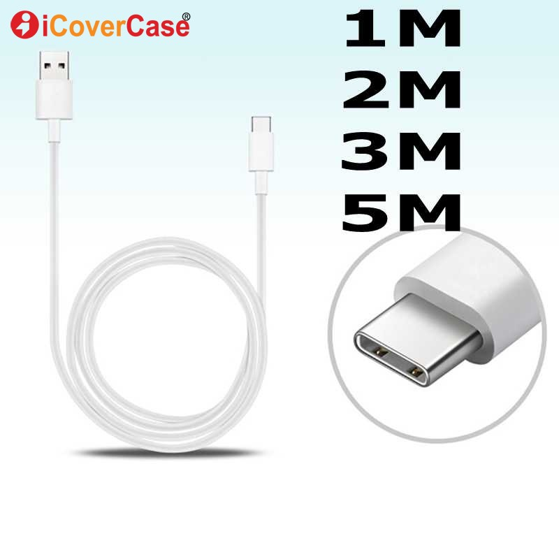 White+Black Authentic Short Two 8inch USB Type-C Cable for Huawei P Smart Also Fast Quick Charges Plus Data Transfer! 2020