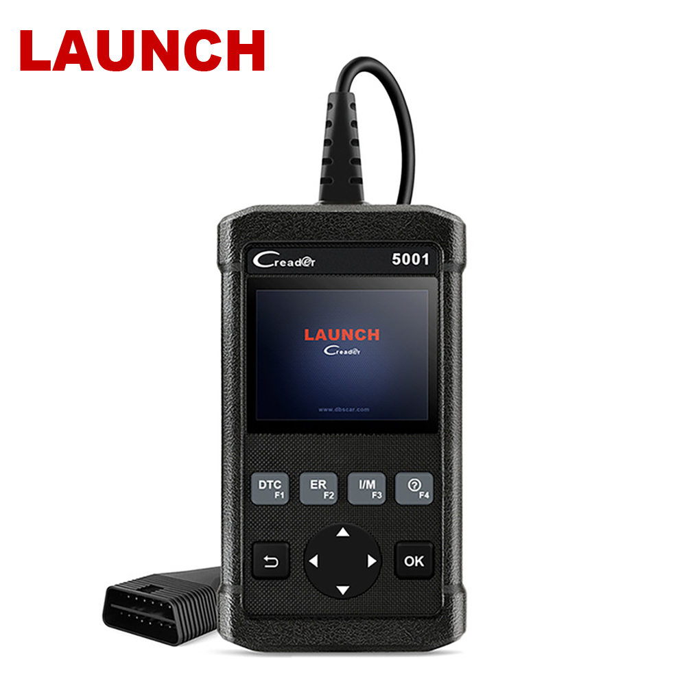 Launch CR5001 OBD2 Auto Scanner Engine Code Reader Auto Diagnostic Scanner Tool With Multi-Language ODB2 Automotive ScannerLaunch CR5001 OBD2 Auto Scanner Engine Code Reader Auto Diagnostic Scanner Tool With Multi-Language ODB2 Automotive Scanner