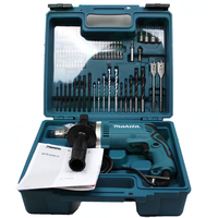 Makita 100th Anniversary limited edition Toolbox Set HP1630 710W Family expenses Governor Multifunction Electric impact drill