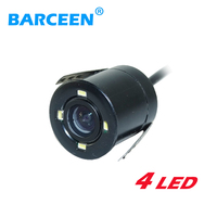 Big Promotion Waterproof Mini Wide Angle HD CCD Normal Image Car Rear View Camera With Mirror