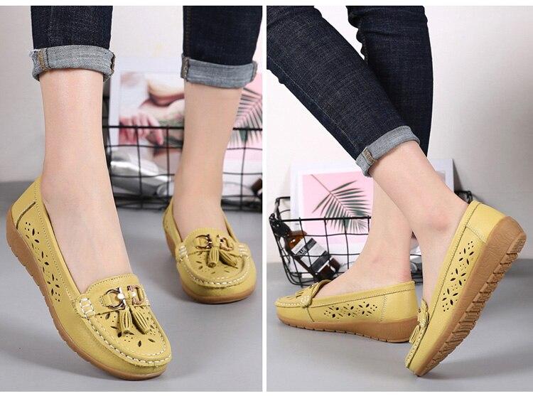 AH 5989-1-2018 Summer Women Flats Shoes-24