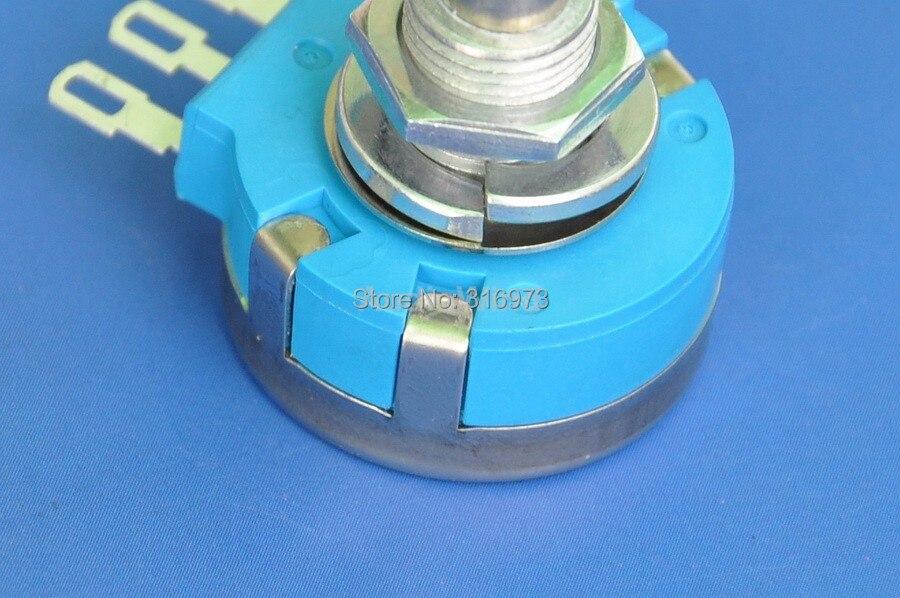 (10 pcs/lot) RVQ24YN03 25F B502 Rotary Potentiometer, 5K OHM Long Life Panel Pot, COSMOS/TOCOS.
