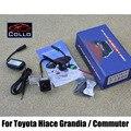 Laser del coche luz de niebla / para Toyota Hiace GL Grandia / Super Grandia / Hiace Commuter / luces de la matrícula instalado de advertencia de la lámpara