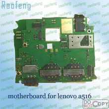 Замена Raofeng разблокированная материнская плата для Lenovo A516 материнская плата с системой android работа с чипами логическая плата