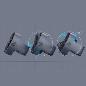 Image 5 - 3 חיים מיני נייד קטן שולחן USB 5 להבי Cooler קירור מאוורר USB מיני אוהדי פעולה סופר אילם שקט